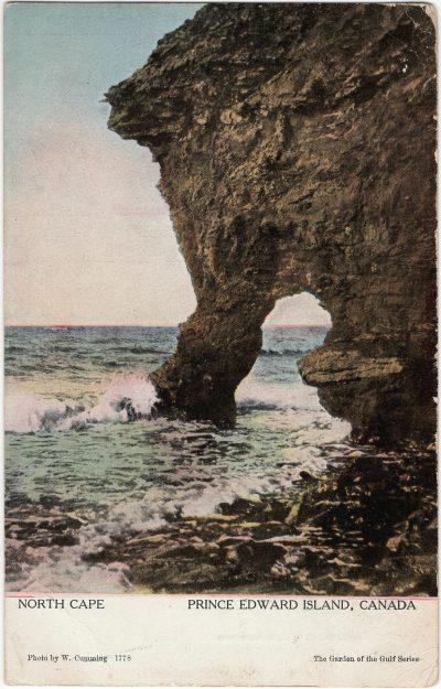 , North Cape Prince Edward Island, Canada (1225), PEI Postcards