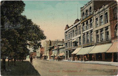 , Sunnyside, Charlottetown, P.E.I. (1299), PEI Postcards
