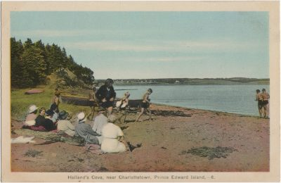 , Holland's Cove, near Charlottetown, Prince Edward Island. (1311), PEI Postcards