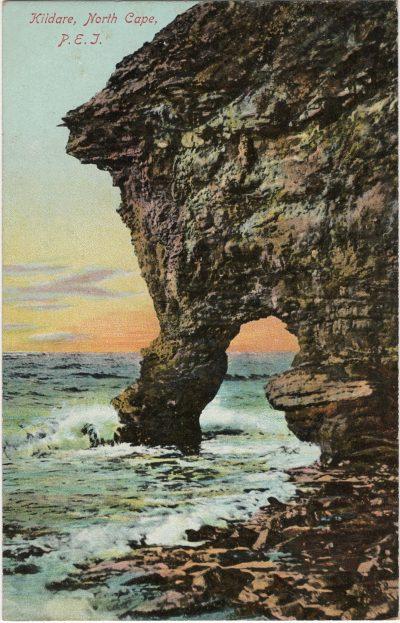 , Kildare, North Cape, P.E.I. (1313), PEI Postcards