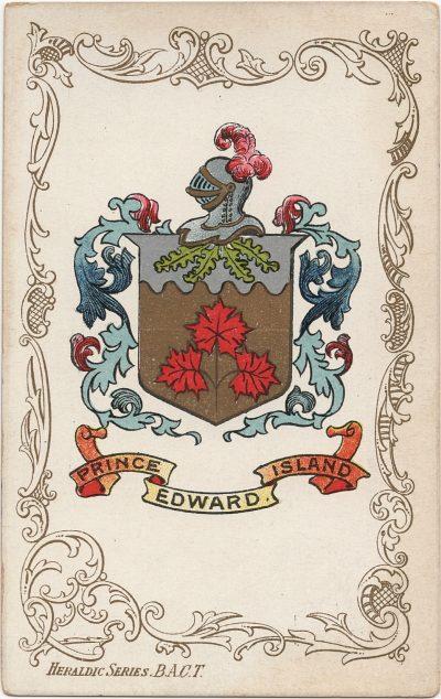 , Prince Edward Island (1357), PEI Postcards