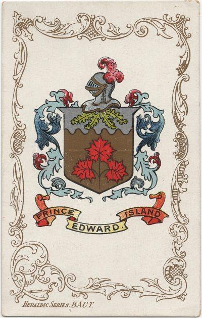 , Prince Edward Island (1355), PEI Postcards