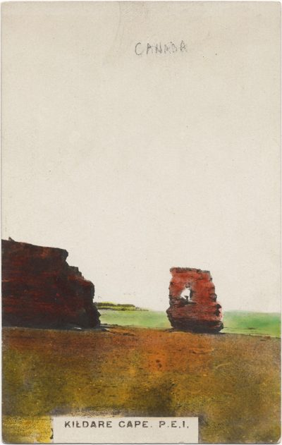 , Kildare Cape, P.E.I. (1414), PEI Postcards