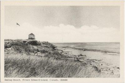 , Dalvay Beach, Prince Edward Island, Canada. (1406), PEI Postcards