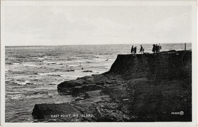 , East Point, P.E. Island. (1409), PEI Postcards