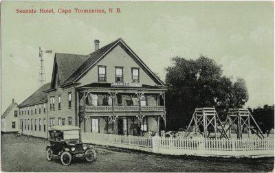 , Seaside Hotel, Cape Tormentine, N.B. (1464), PEI Postcards