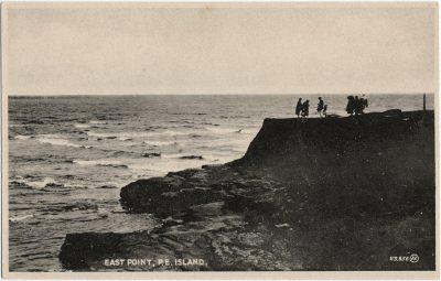 , East Point, P.E. Island (1479), PEI Postcards
