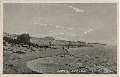 , Cavendish North Shore Prince Edward Island (1487), PEI Postcards