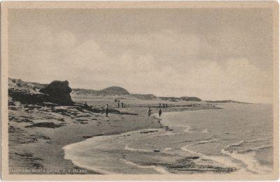 , Cavendish, North Shore, P.E. Island (1528), PEI Postcards
