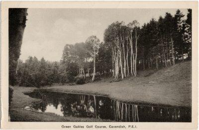 , Green Gables Golf Course, Cavendish, P.E.I. (1550), PEI Postcards