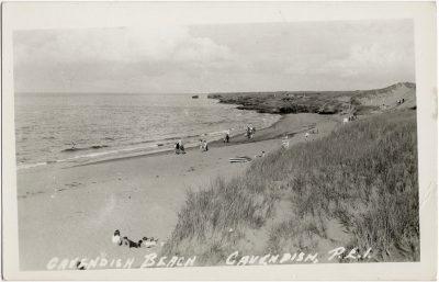, Cavendish Beach Cavendish, P.E.I. (1559), PEI Postcards