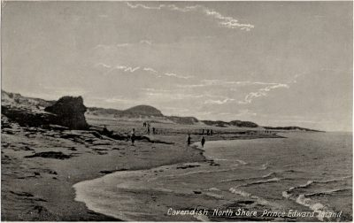, Cavendish, North Shore Prince Edward Island {possibly cropped} (1560), PEI Postcards
