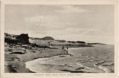 , Cavendish, North Shore, Prince Edward Island. (1561), PEI Postcards