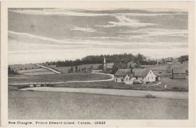 , New Glasgow, Prince Edward Island (1566), PEI Postcards