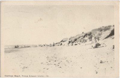 , Stanhope Beach, Prince Edward Island. (1673), PEI Postcards