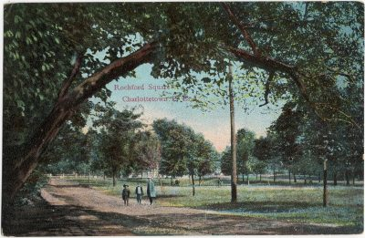, Rochford Square, Charlottetown, P.E.I. (1650), PEI Postcards