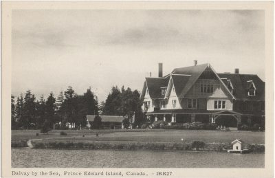 , Dalvay by the Sea, Prince Edward Island, Canada. (1760), PEI Postcards