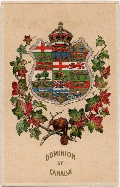 , Dominion of Canada (1770), PEI Postcards
