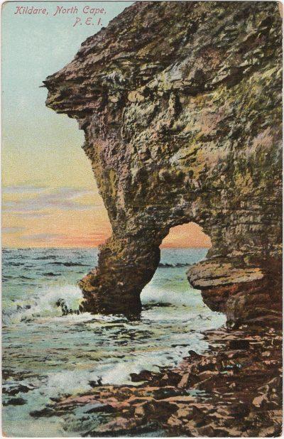 , Kildare, North Cape, P.E.I. (1805), PEI Postcards
