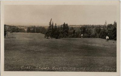 , Green Gables Golf Course – Cavendish, P.E.I. (1806), PEI Postcards