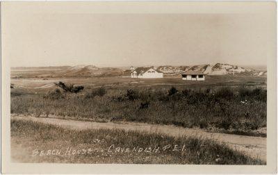 , Beach House – Cavendish, P.E.I. (1807), PEI Postcards