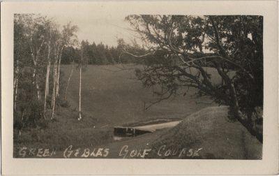 , Green Gables Golf Course (1808), PEI Postcards