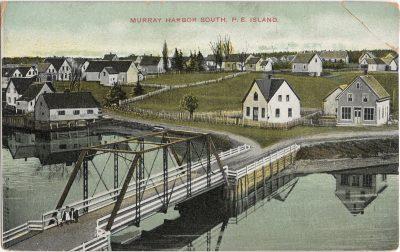 , Murray Harbor South, P.E. Island (1820), PEI Postcards