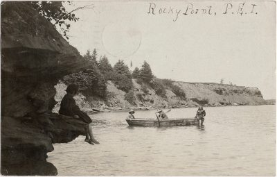 , Rocky Point, P.E.I. (1824), PEI Postcards