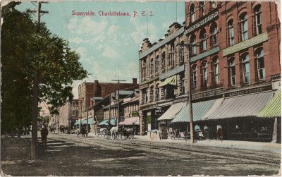 , Sunnyside, Charlottetown, P.E.I. (1843), PEI Postcards