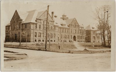 , Prince of Wales College, Charlottetown, P.E.I. (1870), PEI Postcards