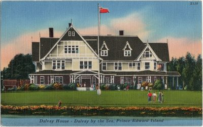 , Dalvay House – Dalvay by the Sea, Prince Edward Island. (1880), PEI Postcards