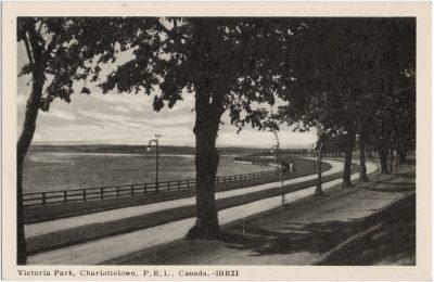 , Victoria Park, Charlottetown, P.E.I. (1893), PEI Postcards