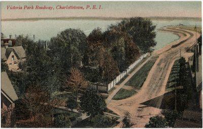 , Victoria Park Roadway, Charlottetown, P.E.I. (1902), PEI Postcards