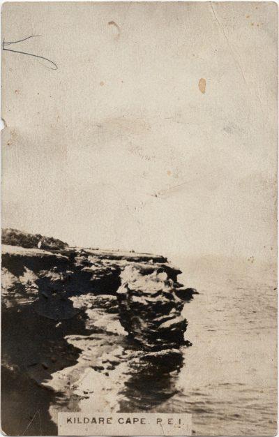 , Kildare Cape, P.E.I. (1943), PEI Postcards