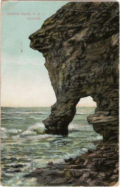 , North Cape, P.E.I. Canada (1973), PEI Postcards