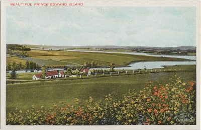 , Beautiful Prince Edward Island (1986), PEI Postcards
