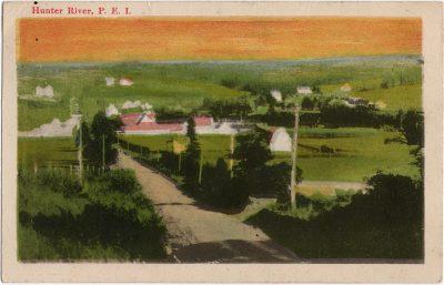 , Hunter River, P.E.I. (2025), PEI Postcards