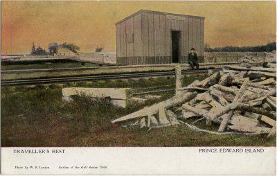 , Traveller's Rest Prince Edward Island (2054), PEI Postcards