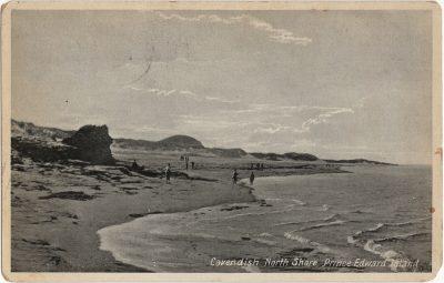 , Cavendish, North Shore, Prince Edward Island (2065), PEI Postcards