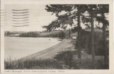 , Lower Montague, Prince Edward Island, Canada. (2070), PEI Postcards
