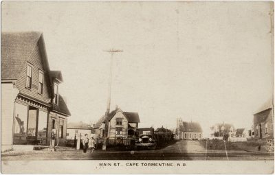 , Main St., Cape Tormentine, N.B. (2057), PEI Postcards
