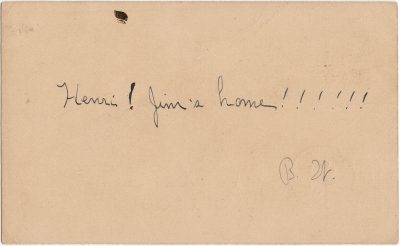 , Post Card {no image} (2113), PEI Postcards