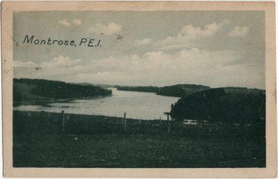 , Montrose, P.E.I. (2207), PEI Postcards