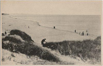 , Cavendish, North Shore, P.E. Island. (2178), PEI Postcards