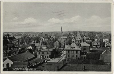 , Summerside, P.E. Jsland {typo} (2165), PEI Postcards