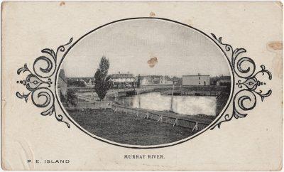 , Murray River. P.E. Island (2164), PEI Postcards