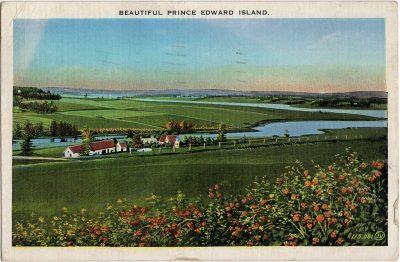 , Beautiful Prince Edward Island (2152), PEI Postcards