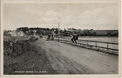 , Stanley Bridge, P.E. Island. (2248), PEI Postcards