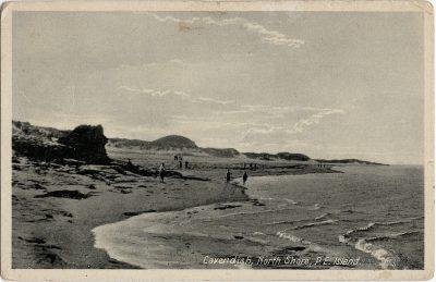 , Cavendish, North Shore, P.E. Island (2259), PEI Postcards