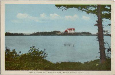 , Dalvey-by-the-Sea, National Park, Prince Edward Island. (2233), PEI Postcards